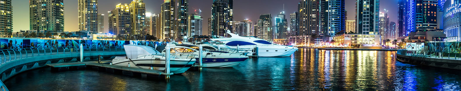 Book self catering holiday apartments on Dubai Marina