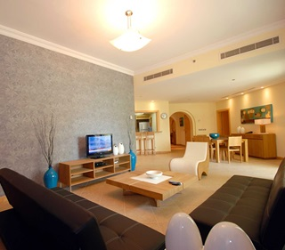 Palm Jumeirah 3 Bedroom SelfCatering Apartment to rent