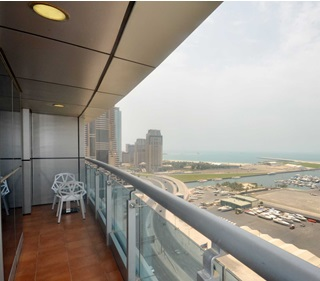 1 bedroom holiday apartment in Dubai Marina