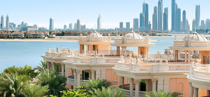 Rent Holiday Apartments and Villas at the best locations of Dubai
